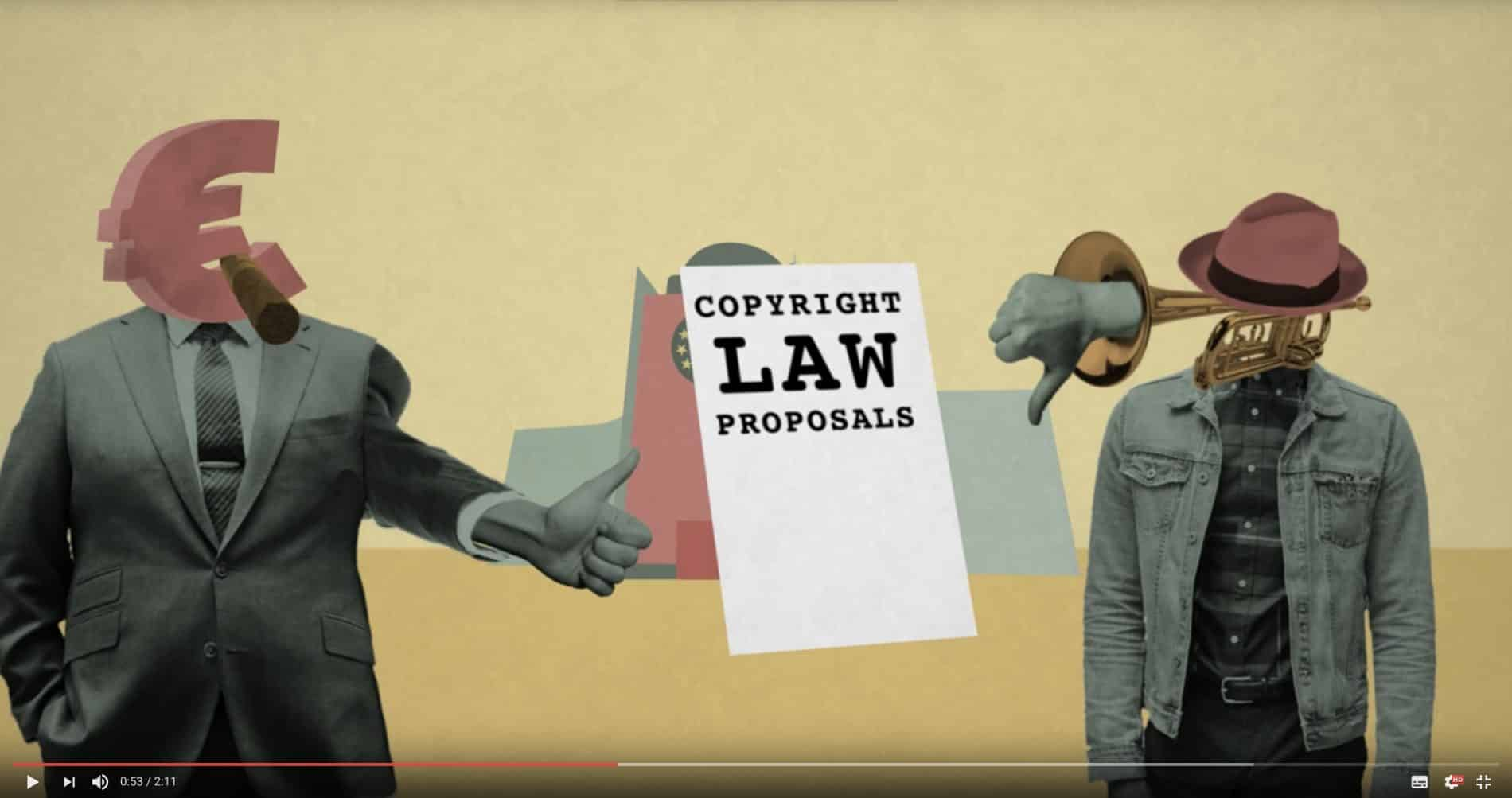 Europe's performers call on MEPs to rebalance copyright and guarantee a fair remuneration from streaming and download services